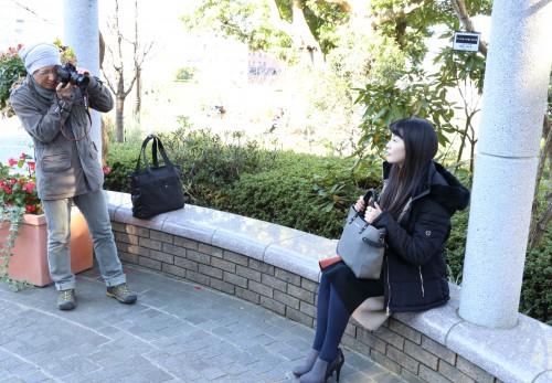 第5回一般公募モデルの撮影会を12月5日(火)午後より行います。